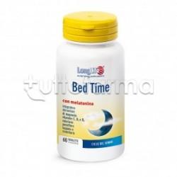 Longlife Bed Time Integratore per Sonno 60 Tavolette