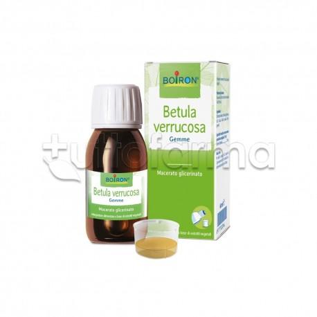 Boiron Betula Verrucosa Gemme Macerato Glicerico 60ml