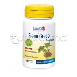Longlife Fieno Greco Integratore Digestivo 60 Capsule