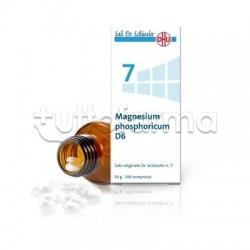 Sale Dr. Schüssler N. 7 Magnesium phosphoricum D6 200 Compresse
