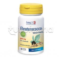 Longlife Eleuterococco Integratore Tonico 60 Capsule