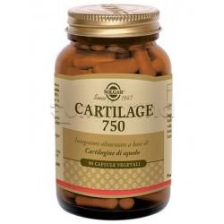 Solgar Cartilage 750 Integratore per Cartilagini e Articolazioni 90 Capsule