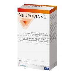 Biocure Neurobiane Integratore di Vitamine e Sali Minerali 60 Capsule