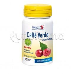 Longlife Caffè Verde Integratore per Sostegno Metabolico 60 Capsule