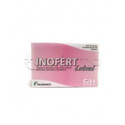 Inofert Luteal Integratore per Funzioanlità Ovarica 20 Capsule