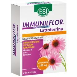 Esi Immuniflor Lattoferrina Integratore per Difese Immunitarie 20 Capsule