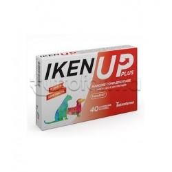 Iken Up Plus Integratore Energetico Veterinario per Cani e Gatti 40 Compresse