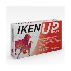 Iken Up Plus Integratore Energetico Veterinario per Cani e Gatti Tagla Grande 36 Compresse