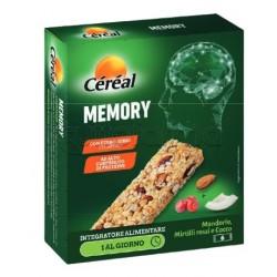 Cereal Memory Integratore in Barretta 6 Pezzi