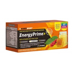 Named Energy Prime per Energia e Stanchezza 10 Flaconcini