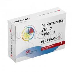Dr. Pierpaoli Melatonina Zinco e Selenio 30 Compresse