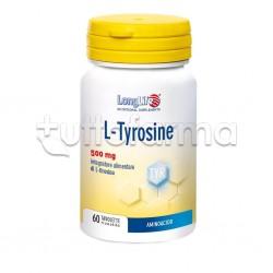 Longlife L-Tyrosine Integratore di Aminoacidi 60 Tavolette