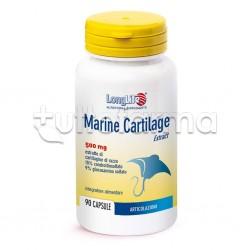 Longlife Marine Cartilage Extract Integratore per Articolazioni 90 Capsule