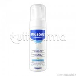 Mustela Shampoo Mousse per Pelle Normale dei Bambini 150ml