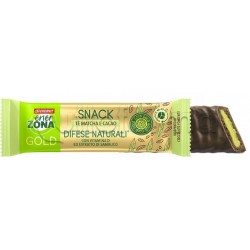 Enerzona Snack Gold Difese Naturali Gusto Tè Matcha e Cacao 1 Barretta da 31g