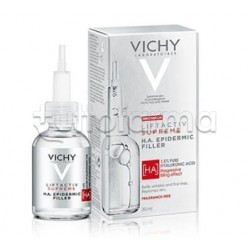 Vichy Liftactiv Supreme Siero H.A. Epidermic Filler Antirughe 30ml