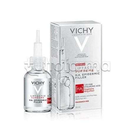 Vichy Liftactiv Supreme Siero H.A. Epidermic Filler Antirughe 30ml