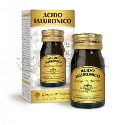 Dr. Giorgini Acido Ialuronico Integratore Benessere della Pelle 60 Capsule