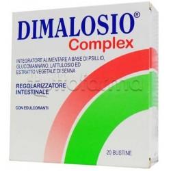 Dimalosio Complex integratore Transito Intestinale 20 Bustine