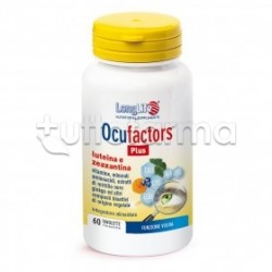 Longlife Ocufactors Plus Integratore per la Vista 60 Tavolette
