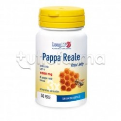Longlife Pappa Reale Integratore Energetico 30 Perle