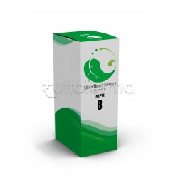 Mfr 8 Meridian Flowers Remedy Gocce 30ml