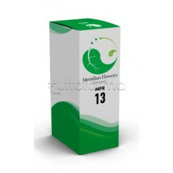 Mfr 13 Meridian Flowers Remedy Gocce 30ml