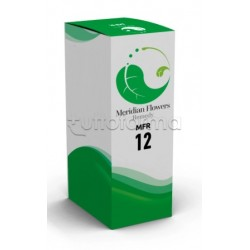 Mfr 12 Meridian Flowers Remedy Gocce 30ml