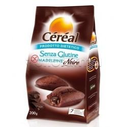 Cereal Madeleine Noire Senza Glutine 200 Gr