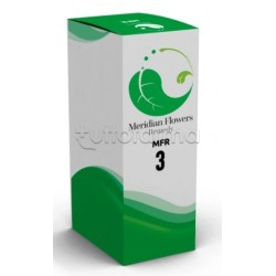 Mfr 3 Meridian Flowers Remedy Gocce 30ml