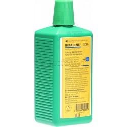 Betadine Soluzione Cutanea Disinfettante Cute e Ferite Flacone da 500ml