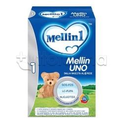 Mellin 1 Latte in Polvere per Lattanti da 0 a 6 Mesi 700g