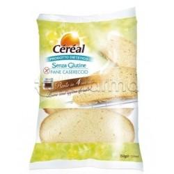 Cereal Pane Casereccio Senza Glutine 350 Gr