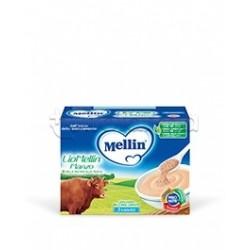 Mellin Liofilizzato di Manzo 3 Confezioni da 10g