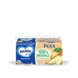 Mellin Omogeneizzato Pera 2 Confezioni da 100g