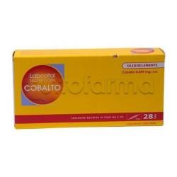 IMO Labcatal Nutrition Cobalto Oligoelementi 28 Fiale da 2ml