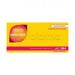 IMO Labcatal Nutrition Manganese Oligoelementi 28 Fiale da 2ml