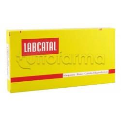 IMO Labcatal Nutrition Manganese/Rame/Cobalto Oligoelementi 28 Fiale 2ml