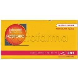 IMO Labcatal Nutrition Fosforo Oligoelementi 28 Fiale da 2ml
