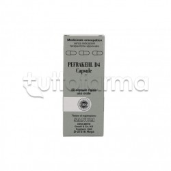Sanum Pefrakehl D4 20 Capsule