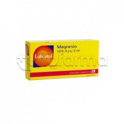IMO Labcatal Nutrition Magnesio Oligoelementi 28 Fiale da 2ml