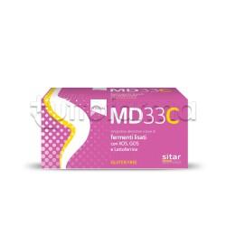 MD33 C Max Integratore con Fermenti Lattici Confezione Risparmio 21 Bustine