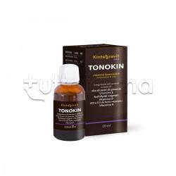 Tonokin Integratore per Vista, Pelle e Ossa 20ml
