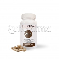Endodal Aux Bio Integratore 100% Fungo 60 Compresse