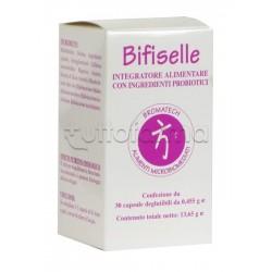 Bifiselle Bromatech Integratore Probiotico 30 Capsule