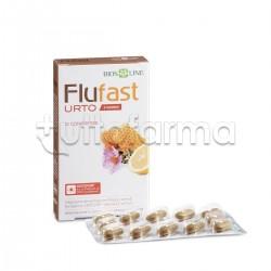 Bios Line Flu Fast Urto Integratore per Difese Immunitarie 12 Compresse