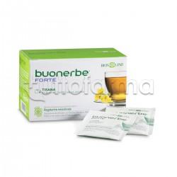Bios Line Buonerbe Forte Tisana per Intestino Pigro 20 Bustine