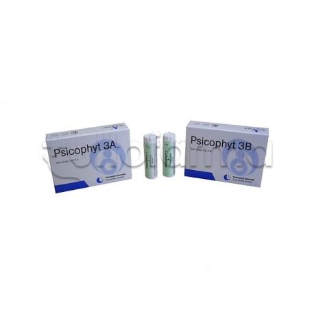 Biogroup Psicophyt Remedy 3 B Rimedio Tonico per Stess 4 Tubi di Globuli