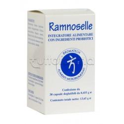 Ramnoselle Bromatech Integratore di Fermenti Lattici Vivi 30 Capsule