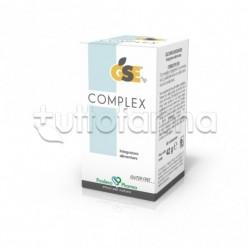 GSE Complex Integratore per Benessere della Pelle 60 Compresse